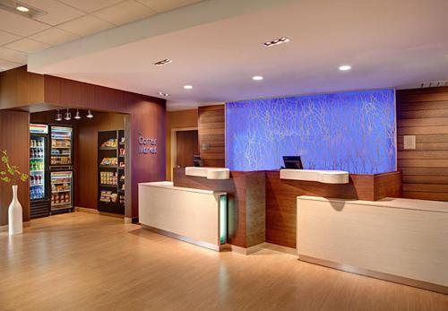 Fairfield Inn & Suites By Marriott St Paul Northeast