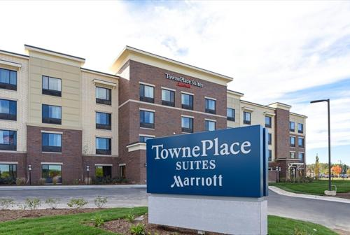 TownePlace Suites Detroit Commerce Walled Lake