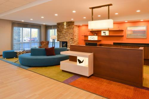 Fairfield Inn & Suites By Marriott Martinsburg