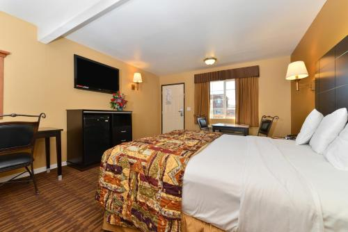 Americas Best Value Inn Hollywood Downtown Los Angeles