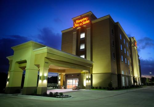 Hampton Inn & Suites Houston I10 Central