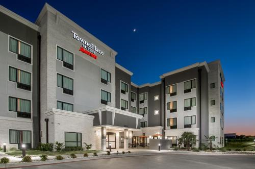 TownePlace Suites By Marriott Waco South Woodway