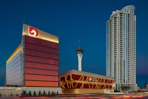 Lucky Dragon Hotel And Casino Las Vegas